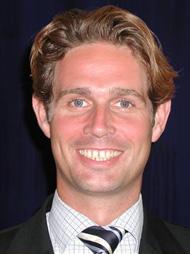 Jeroen Tepas ist neuer Geschäftsführer beim Sunderner Stadtmarketing. (Foto: Stadtmarketing Sundern)