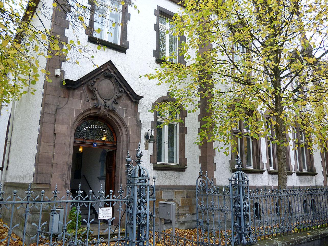 Amtsgericht Neheim