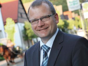 Bürgermeister Detlef Lins (Foto: Stadt Sundern)
