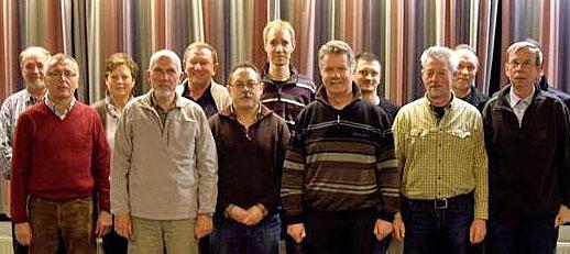 """Gründungsmitglieder des """"Forum Wennigloh"""" nach der Gründungsversammlung. (Foto: Forum Wennigloh)"""