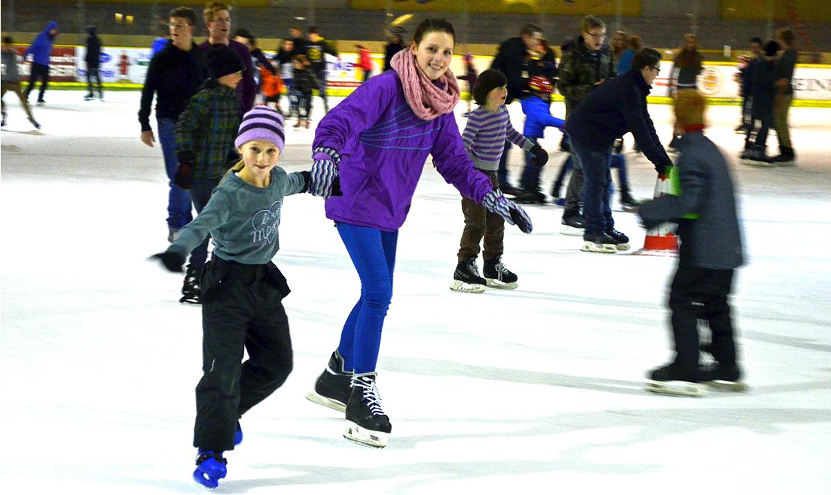 Zum Jahresabschluss fährt die SGV-Abteilung Arnsberg mit ihrer Jugend zum Eislaufen nach Unna. (Foto. SGV)