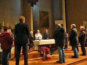 Mit einem ökumenischen Gottesdienst feierte der Caritasverband den Abschluss einer bundesweiten Aktion gegen Langzeitarbeitslosigkeit und Armut. (Foto: Caritasverband)