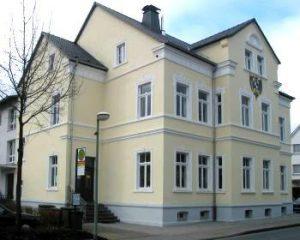 Das Gebäude der Stadtbibliothek Sundern. (Foto: Stadtbibliothek Sundern)