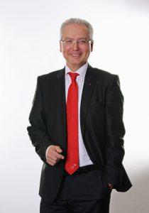 Ernst-Michael Sittig wurde als Vorstandsmitglied der Sparkasse Arnsberg-Sundern bis 2019 bestätigt. (Foto: Sparkasse)