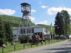Das Sauerländer Besucherbergwerk in Bestwig-Ramsbeck wird vom 27. September bis 2. November Ausstellungsfläche für Künstler aus den aufruhr-Städten. (Foto. Stadt Arnsberg)