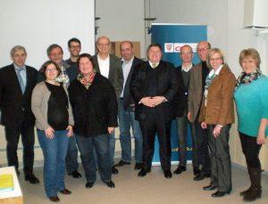 Einstimmiges Votum: Der CDU-Ortsverband Neheim nominierte  seine Kandidatinnen und Kandidaten, sowie ihre Vertreterinnen und Vertreter für den Rat der Stadt Arnsberg und den Kreistag. (Foto: CDU)