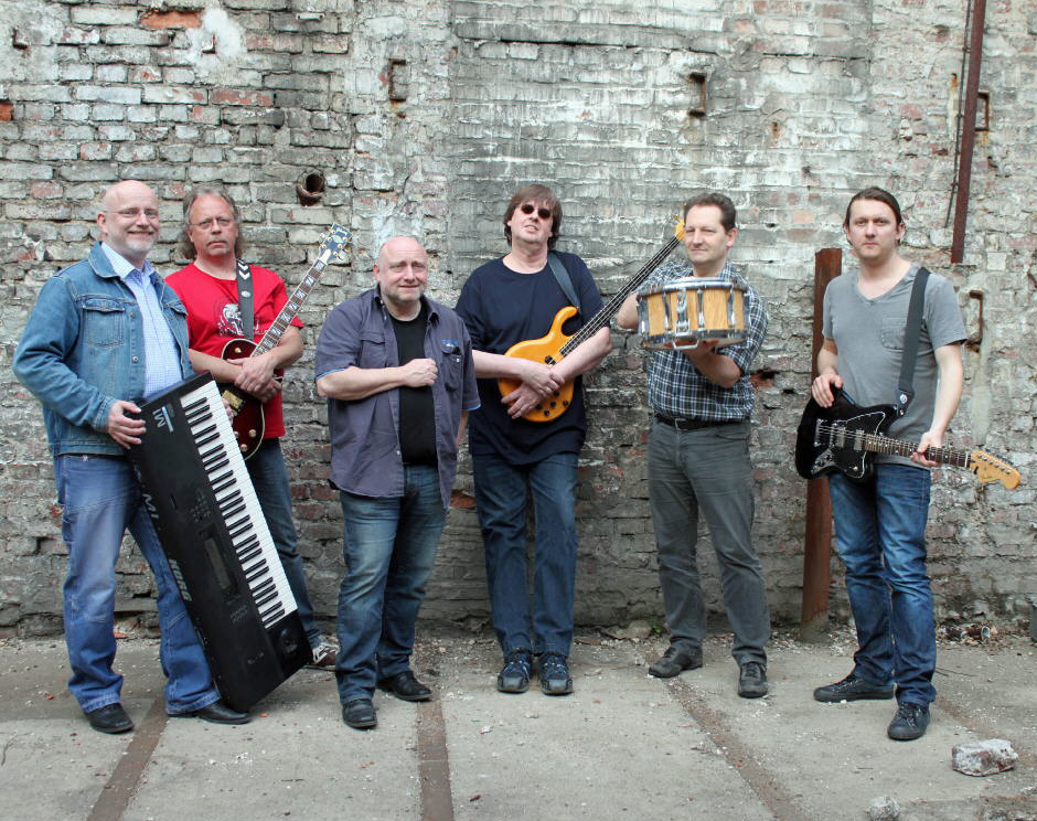 """Die Rockband """"Selfish"""" spielt in der Alten Molkerei in Allendorf. (Foto: Veranstalter)"""