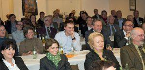 Expertengespräch der CDU zum Thema Wirtschaftsstandort Arnsberg. Blick ins Publikum. (Foto: CDU)