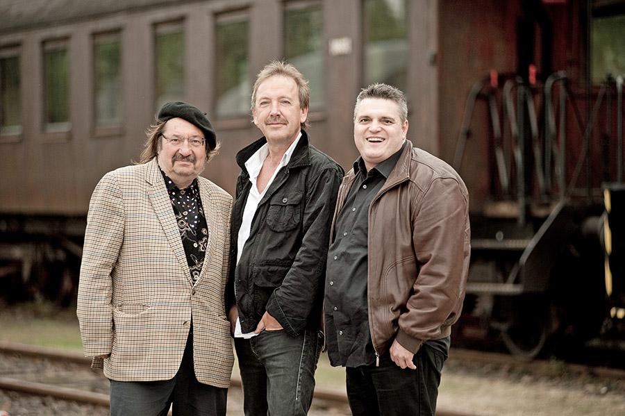 Die drei Musiker des Randy-Newman-Projekts kommen mit der Fortsetzung wieder nach Arnsberg, wo sie bereits vielumjubelte Auftritte hatten. (Foto: Marianne Lins)