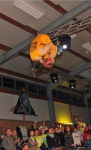 Die Basketball Show bei Megasports. (Foto: Megasports)