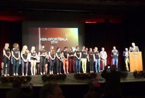 Mannschaft des Jahres 2013: Die Volleyball-Damen des RC Sorpesee (Foto: Blickpunkt)