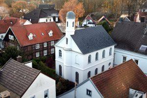 Die ehemalige Synagoge in Neheim (Foto: Dieter Meth)