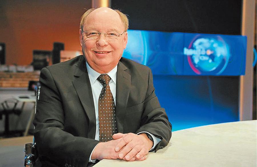 Hans-Joachim Heist alias Gernot Hassknecht. der Choleriker aus der ZDF-heute show, kommt nach Arnsberg ins Sauerlandtheater. (Foto: Veranstalter)