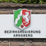 Die Bezirksregierung Arnsberg (Foto: oe)