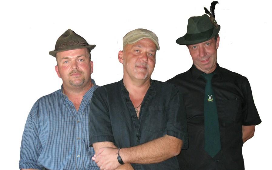 Die Twersbraken sind die Stallband der Kleinkunstshow Bunte Kuh. (Foto: Veranstalter)