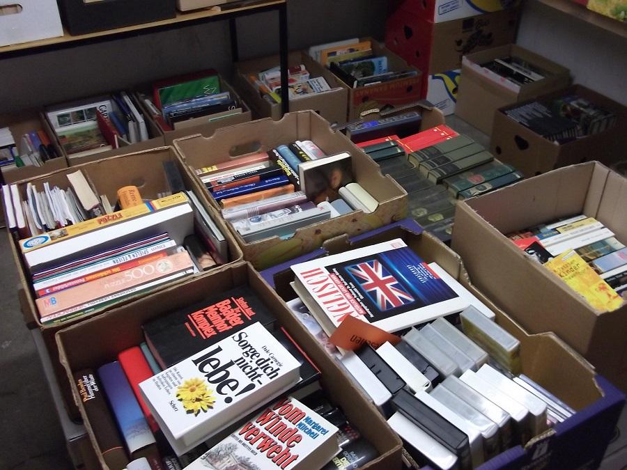 Die Stadtbibliothek Sundern bittet wieder um Bücherspenden. (Foto: Stadtbibliothek)