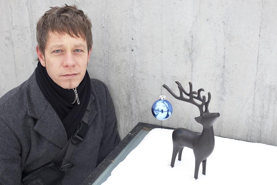 Kabarettist Jess Jochimsen kommt kurz vor Weihnachten noch in die KulturSchmiede. (Foto: Markus Frietsch)