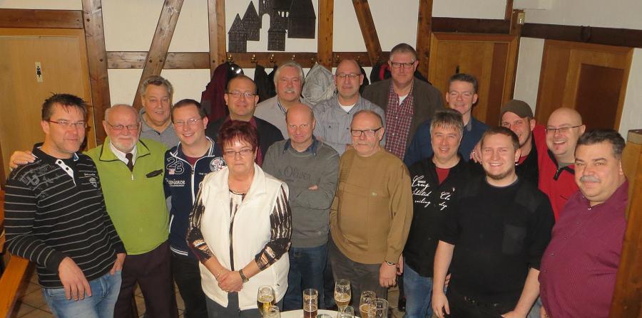 Mit dem Neujahrsempfang der 1. Kompanie startete der Schützenverein Schreppenberg ins neue Jahr. (Foto: Schützenverein Schreppenberg)