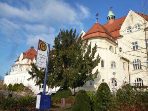 Die neue Klinik für Orthopädie wird am Standort Marienhospital aufgebaut. (Foto: oe)