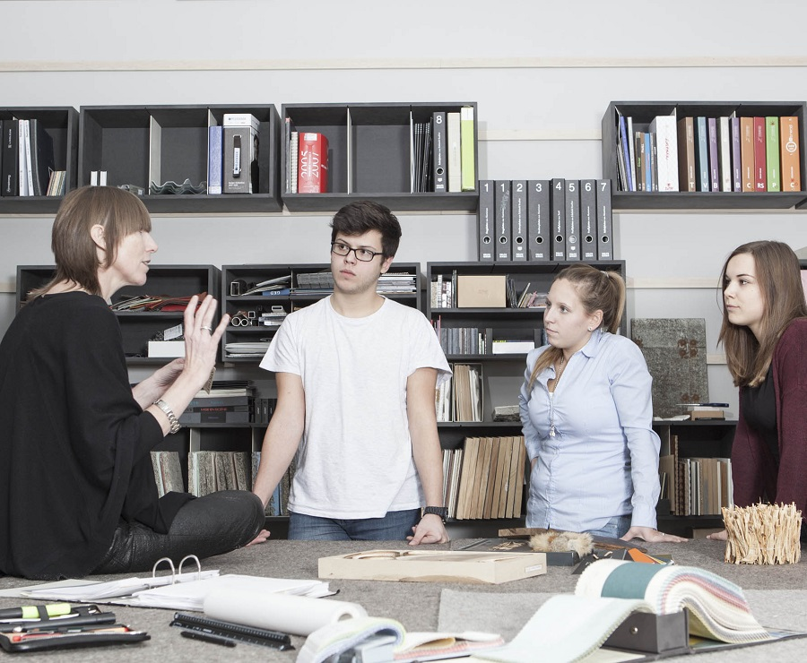 Sabine keggenhoff wird professorin f r innenarchitektur in for Innenarchitektur studenten