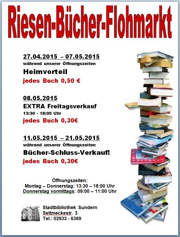 2014.04.24.Sundern.Bücherflohmarkt