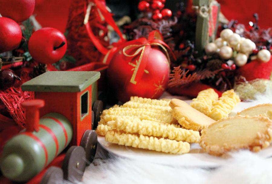 Viele schöne Dinge gibt es beim Altenhellefelder Weihnachtsmarkt. (Foto: Denise Neumann)