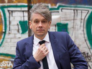 Kabarettist Mathias Tretter. (Foto:  ©Julia Kobalz)