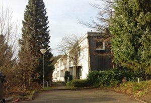 Flüchtlingsunterkunft in Enkhausen. (Foto: oe)