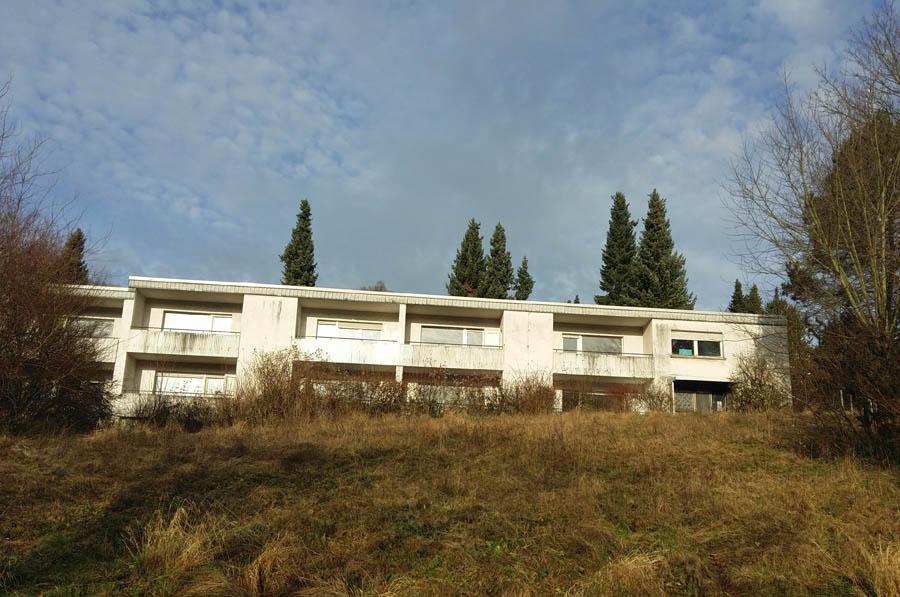 An der heinrich-Lübke-Straße in Enkhausen werden weitere 14 Wohnungen mit Flüchtlingen belegt. (Foto: oe)