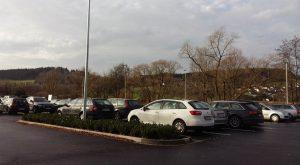 Nicht nur die großen Strategien, auch Basics wie etwa Parkplätze sollen Thema bei den Wirtschaftsforen sein. (Foto: oe)