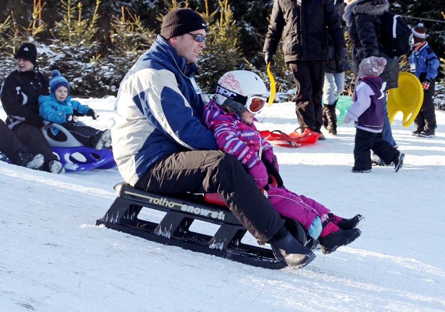 Skifahren, Snowboarden, Rodeln, Langlauf - alles wird am Wochenende im Hochsauerland endlich möglich sein. (Foto: Wintersportarena)
