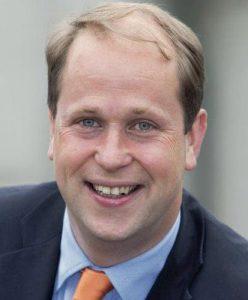 Dr. Joachim Stamp (Foto: FDP)