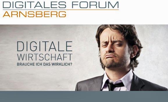 Das Digitale Forum Arnsberg ist an den Start gegangen.