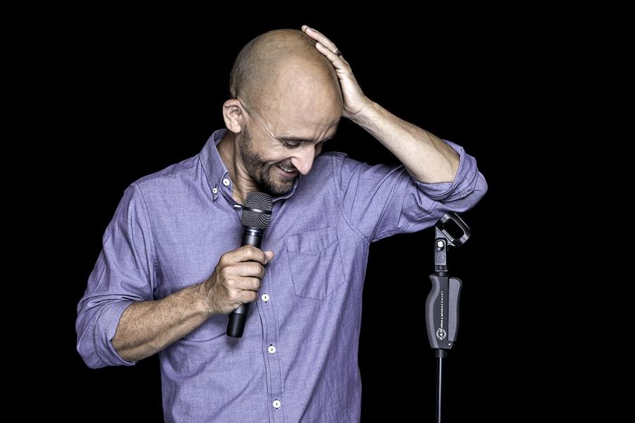 Kommt in die KulturSchmiede: Stand up-Comedian Markus barth. (Foto: Veranstalter)