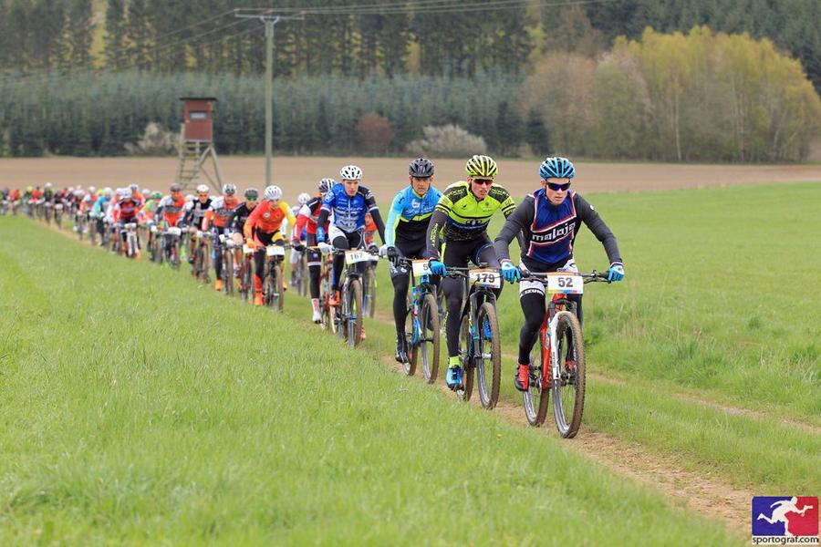 Der SKS Marathon unterwegs. (Foto: Megasports)