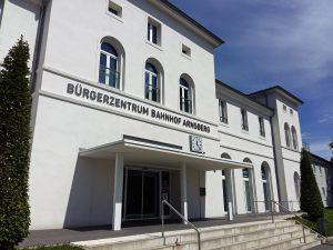 Der Arnsberger Bürgerbahnhof wird auch von Projekten der Engagementförderung gerne genutzt. (Foto: oe)