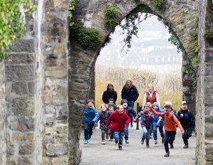 Zu einer erlebnisreichen Schatzsuche in Arnsbergs Altstadt lädt der Verkehrsverein alle in den Ferien daheimgebliebenen Kinder ein (Foto: Wolfgang Detemple)