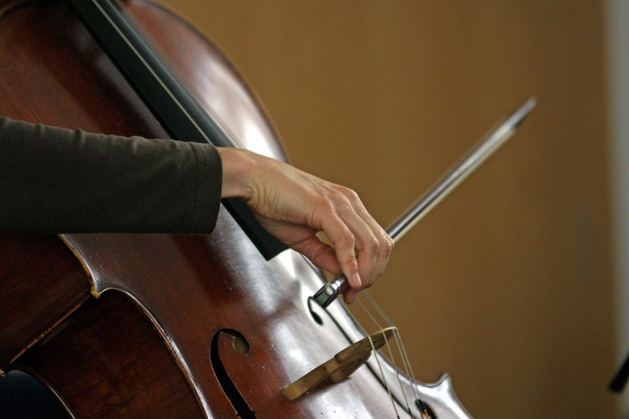 Die Meisterklassen-Dozenten des Kunstsommers laden zu einem Konzert ein. (Foto: Veranstalter)