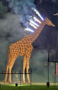 Die Berliner Pyromaniker präsentieren zündende Ideen. (Foto: Veranstalter)