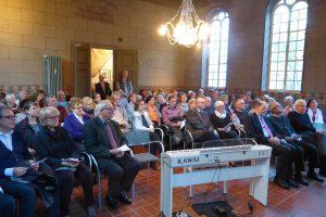 Das Publikum war begeistert. Foto: Hans Krutmann