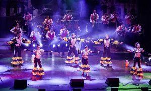 """Heiße Rhythmen, mitreißende Tänze, exotische Schönheiten und traumhafte Melodien aus Kuba bietet """"Pasion de Buena Vista"""" am 29. Januar. (Foto: Veranstalter)"""