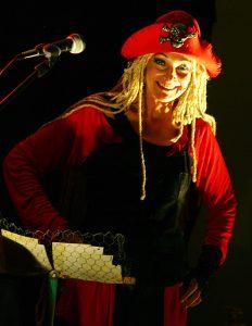 Comedian Relindis. (Foto: Veranstalter)